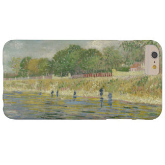 Bank of the Seine by Vincent Van Gogh Barely There iPhone 6 Plus Case