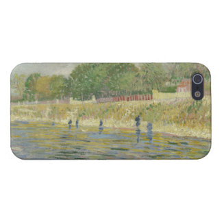 Bank of the Seine by Vincent Van Gogh Cover For iPhone 5/5S