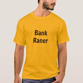 bank raner, bank robber in Norwegian T-Shirt