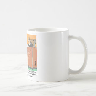 Bank Robber /Judge /Financial Coffee Mugs