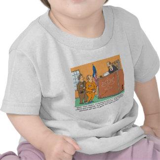 Bank Robber /Judge /Financial Tee Shirt