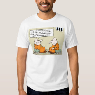 bank robbers business cards t-shirts