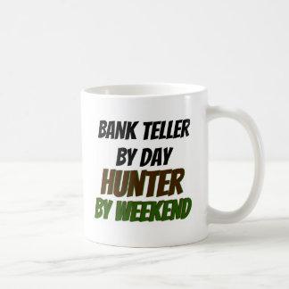 Bank Teller by Day Hunter by Weekend Coffee Mug