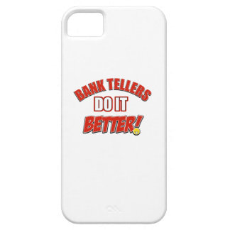 Bank Teller designs iPhone SE/5/5s Case