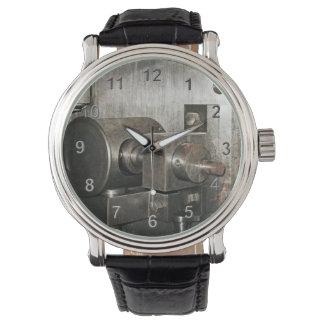 Bank Vault Watch