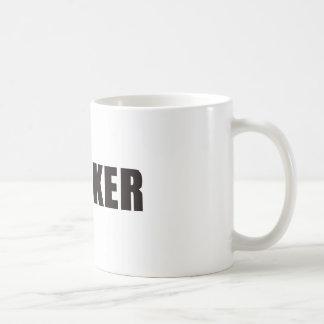 BANKER2 COFFEE MUG