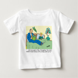 BANKER / BROKER / BEDTIME STORY /INVESTING BABY T-Shirt