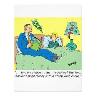 BANKER / BROKER / BEDTIME STORY /INVESTING FLYER