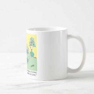 BANKER / BROKER / BEDTIME STORY /INVESTING COFFEE MUGS