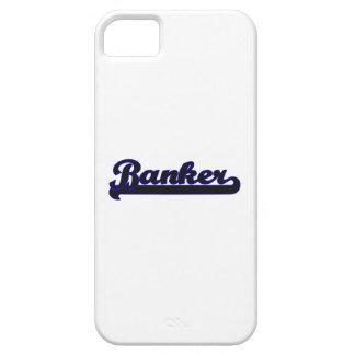 Banker Classic Job Design iPhone 5 Cover