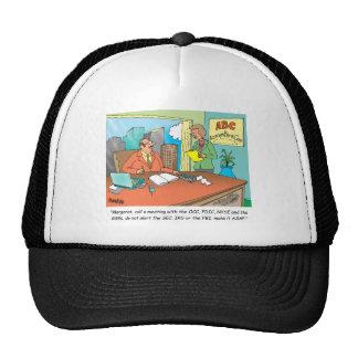 Banker / Financial / Stock Broker Hat