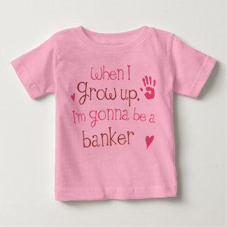 Banker (Future) Infant Baby T-Shirt