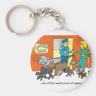 Banker / Loan Officer / Broker Gifts Keychain