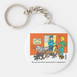 Banker / Loan Officer / Broker Gifts Keychains