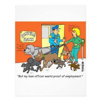 Banker / Loan Officer / Broker Gifts Customized Letterhead