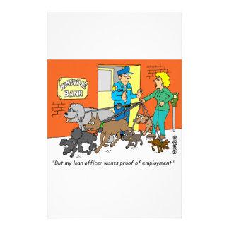 Banker / Loan Officer / Broker Gifts Stationery Design