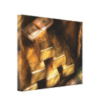 Banker - My Precious  Gallery Wrapped Canvas