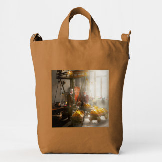 Banker - Worth its weight in gold Duck Bag