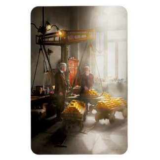 Banker - Worth its weight in gold Rectangular Photo Magnet