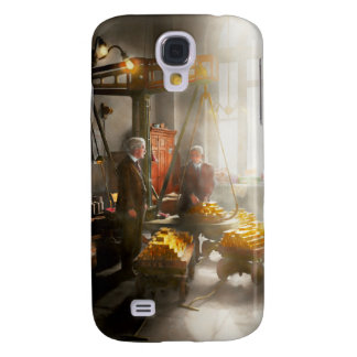 Banker - Worth its weight in gold Samsung Galaxy S4 Case