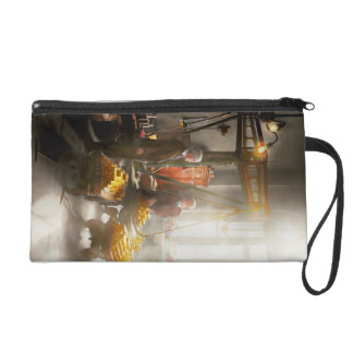Banker - Worth its weight in gold Wristlet Purse
