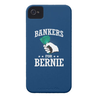 BANKERS FOR BERNIE SANDERS iPhone 4 Case-Mate CASE