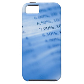 Banking charts iPhone SE/5/5s case