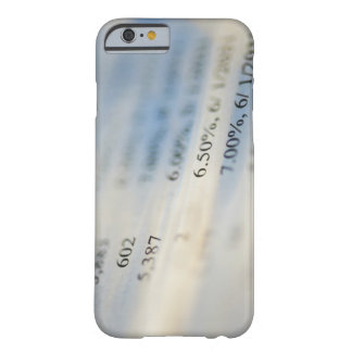 Banking statements barely there iPhone 6 case