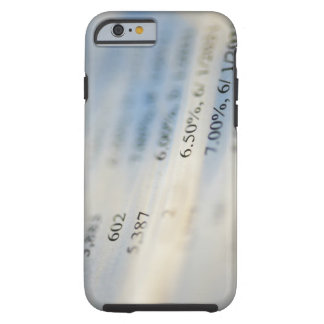 Banking statements tough iPhone 6 case