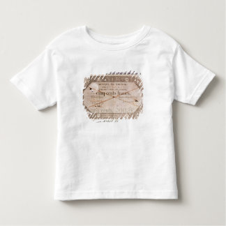 Banknote for 500 francs from the 24th Germinal Toddler T-shirt