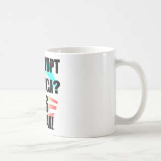Bankrupt America? Coffee Mug