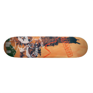 Bankrupt Skate Board Deck