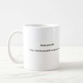 Bankruptcy Bill - Above The Law Mug