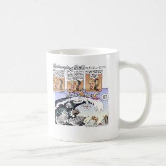 Bankruptcy Wave Mug