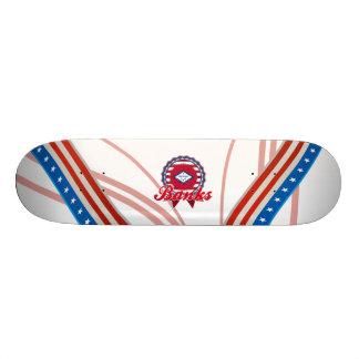 Banks, AR Skateboard Decks