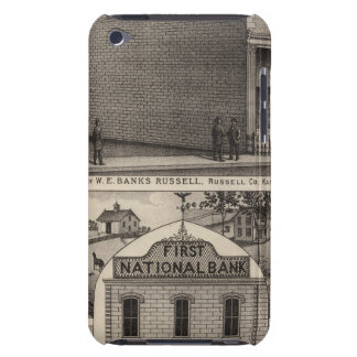 Banks Hardware, Russell Bank, Kansas Case-Mate iPod Touch Case