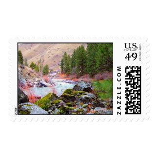 Banks, Idaho #4519_20tm Postage Stamp