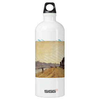 Banks of a River by Camille Corot SIGG Traveler 1.0L Water Bottle