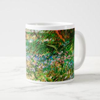 Banks of Seine Pont de Clichy Spring Van Gogh Fine Giant Coffee Mug