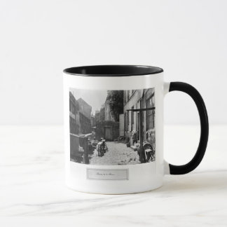 Banks of the Bievre, Paris, 1858-78 Mug