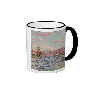 Banks of the Creuse, Limousin, c.1912 (oil on canv Mugs