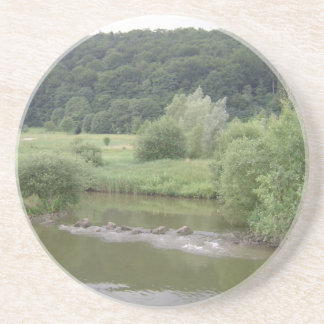 Banks of the Danube Drink Coasters