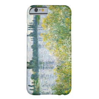Banks of the Seine, Vetheuil, 1880 (oil Barely There iPhone 6 Case