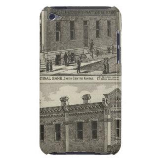 Banks, Residence, Hull House, Smith Centre, Kansas iPod Case-Mate Case