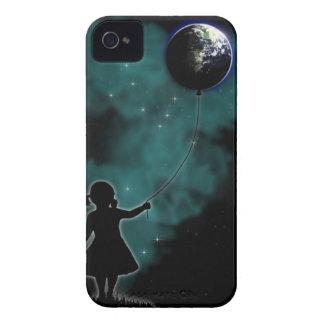Banksy Balloon Remix iPhone 4 Case-Mate Case