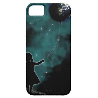Banksy Balloon Remix iPhone 5 Case