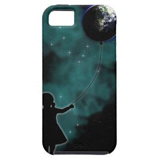 Banksy Balloon Remix iPhone 5 Cases