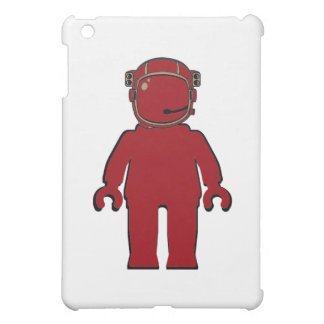 Banksy Style Astronaut Minifig Case For The iPad Mini