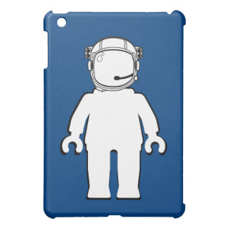 Banksy Style Astronaut Minifig iPad Mini Cases