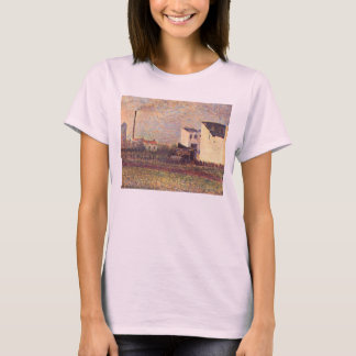 Banlieue by Georges Seurat T-Shirt